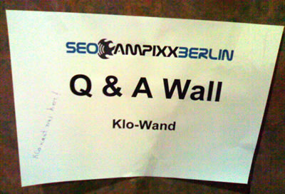 SEOCAMPIXX BERLIN Klowand